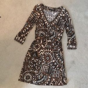 Nine West long sleeve dress